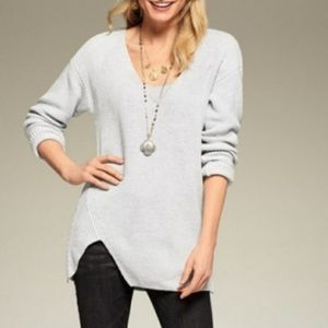 CAbi Sweaters - CABI | sz M deep v pullover in cloud 3531